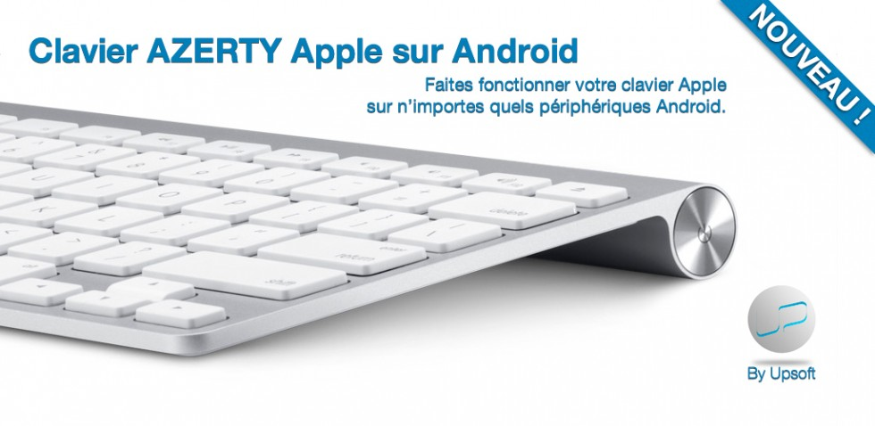 Application clavier pour tablette android